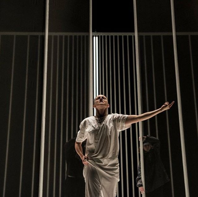 We are delighted that Oona Doherty's ✨HARD TO BE SOFT: A Belfast Prayer ✨  is featuring in the #LyonBiennaleDanceFestival .  19 & 20th Sept Espace Albert Camus, Bron .  27th & 28th Sept Le Cameleon, Pont-Du-Chateau .  @biennaledeladanse  #OonaDoherty