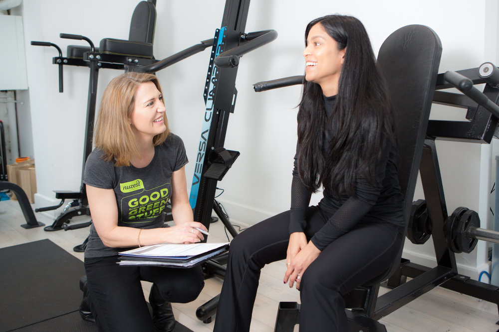 Working in partnership with personal trainers delivers transformational results for clients looking to achieve their 'best body' and overcome barriers to fitness that they may not even be aware they have, or have difficulty overcoming.
