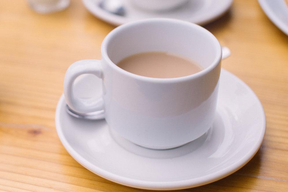 A Zero Waste Life . Tea and Coffee