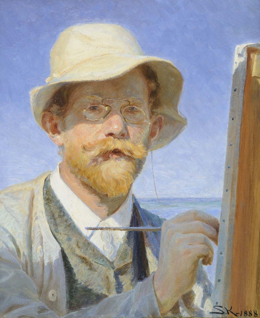 Peder Krøyer