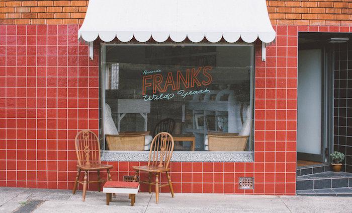 FRANKS WILD YEARS, THIRROUL.