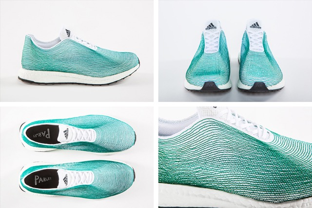 adidas + Parley for the Oceans