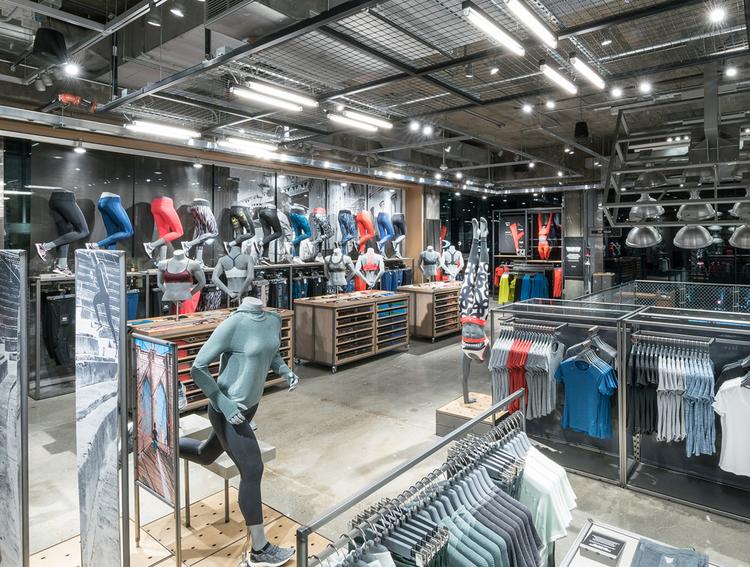 Sports retail