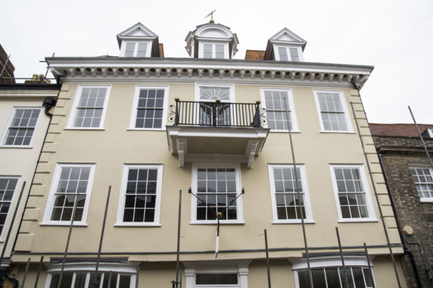 Cupola House