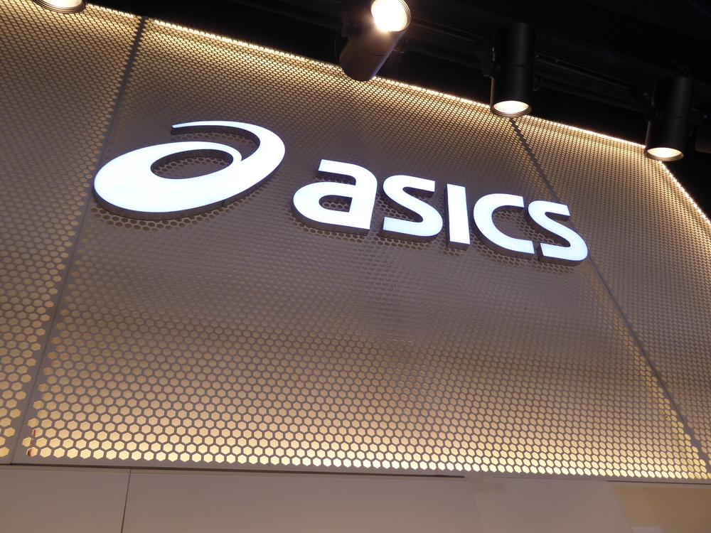 ASICS Shanghai outlet