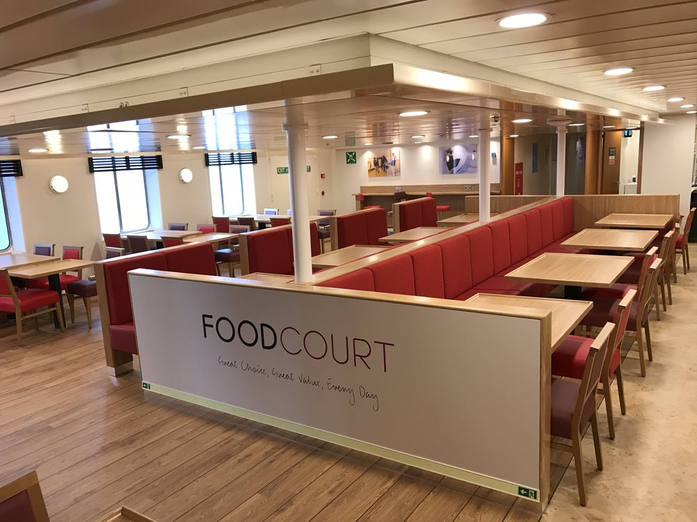 Food court, European Causeway