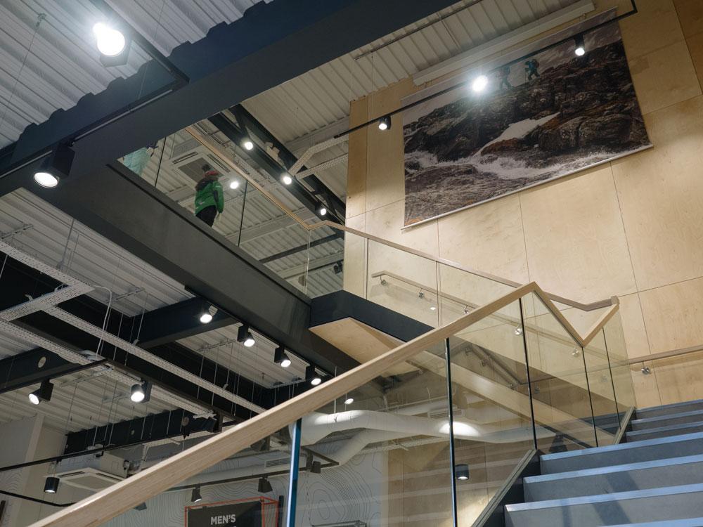 Ellis Brigham - Chelmsford - Stairs