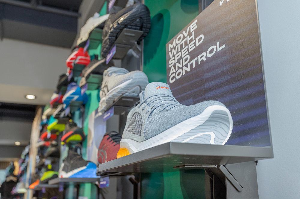 sport retail design manchester