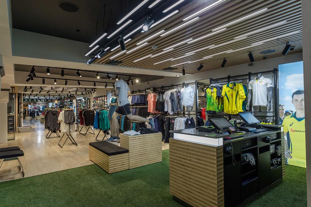 Sydney retail design