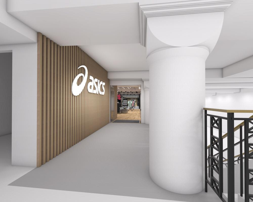 ASICS sydney store