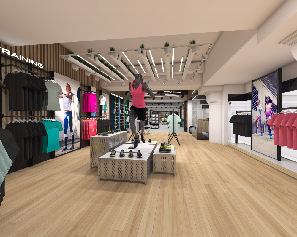 sports retail manchester