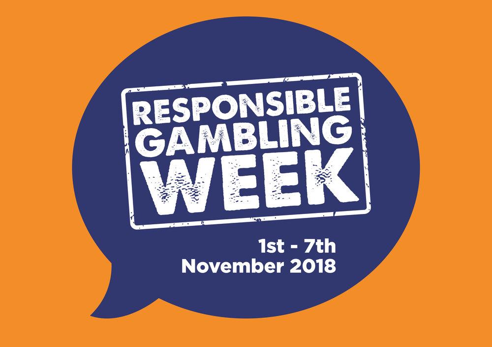 Responsible Gambling Week 2018