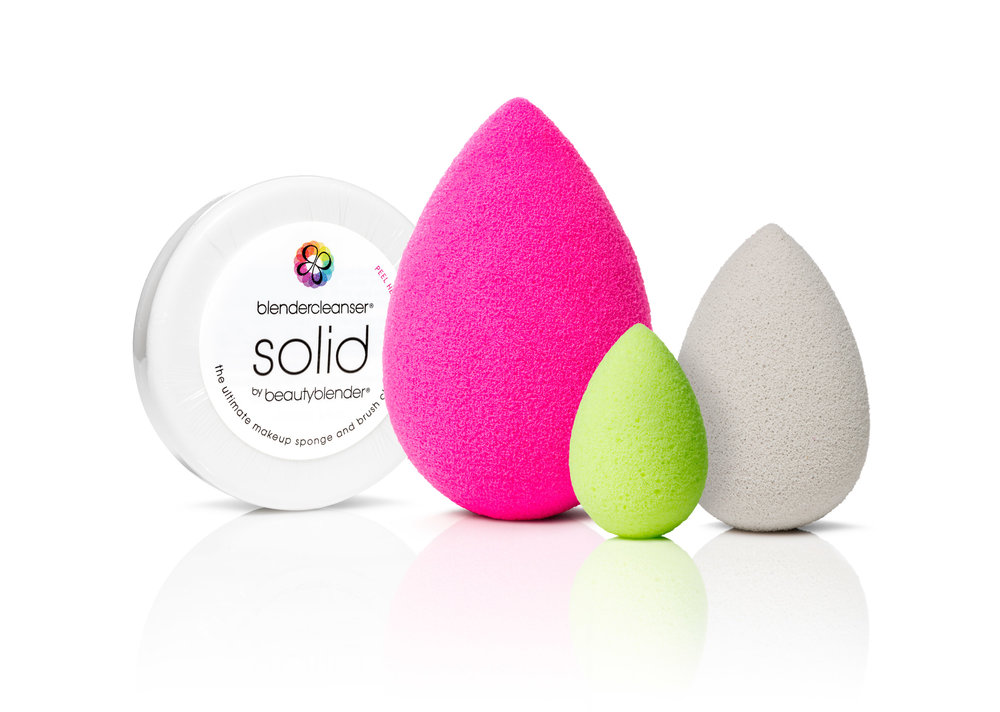 beautyblender all about face kit