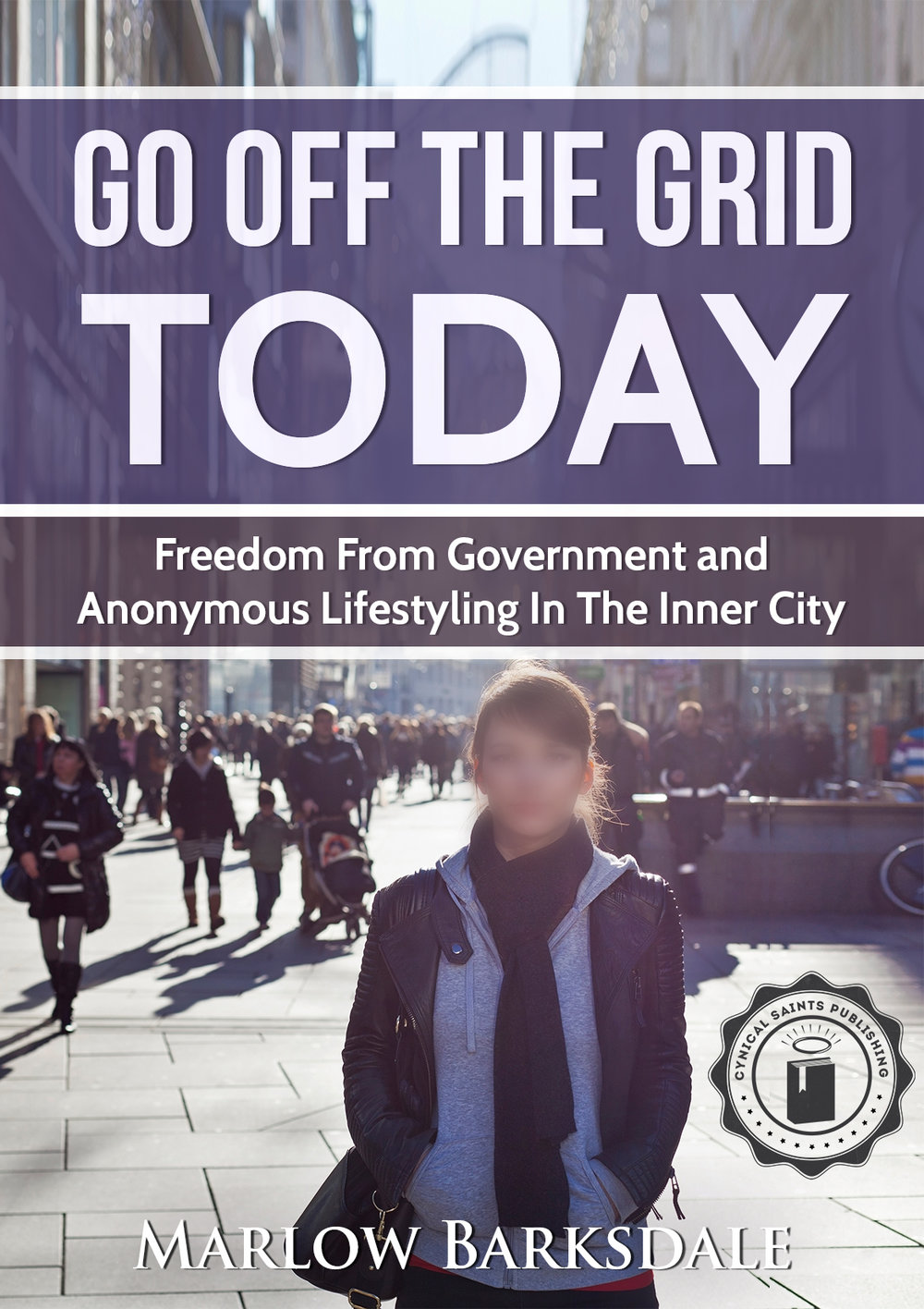 Go Off The Grid By Marlow Barksdale