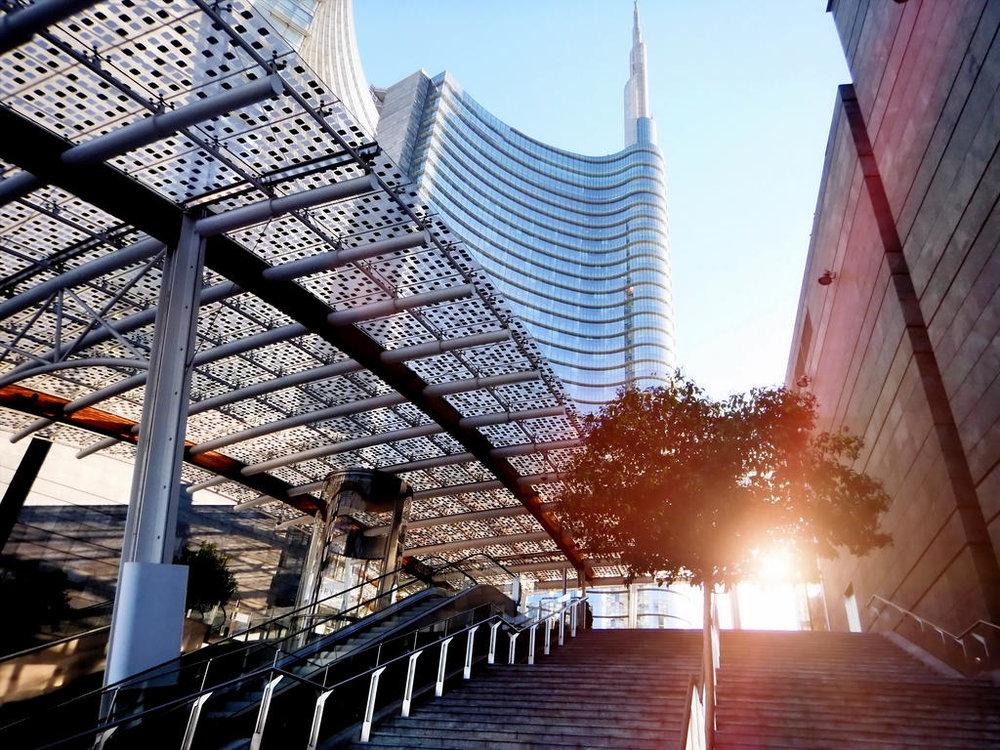 PORTA NUOVA CITY DISTRICT - THE BIGGEST ITALIAN REAL ESTATE DEVELOPMENT