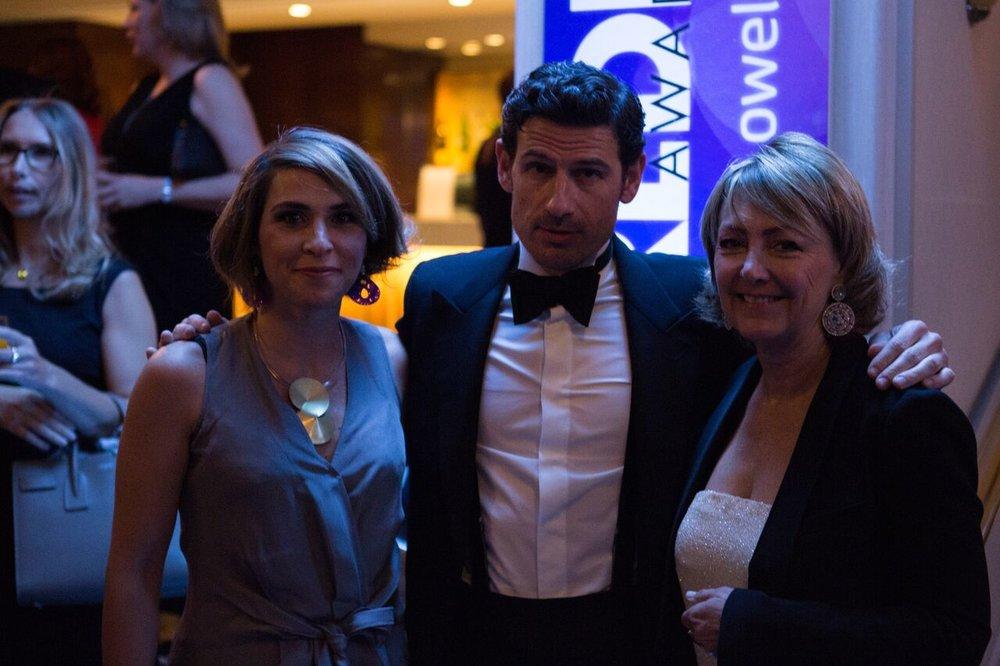 Credit Award 2018, London Grosvenor Hotel