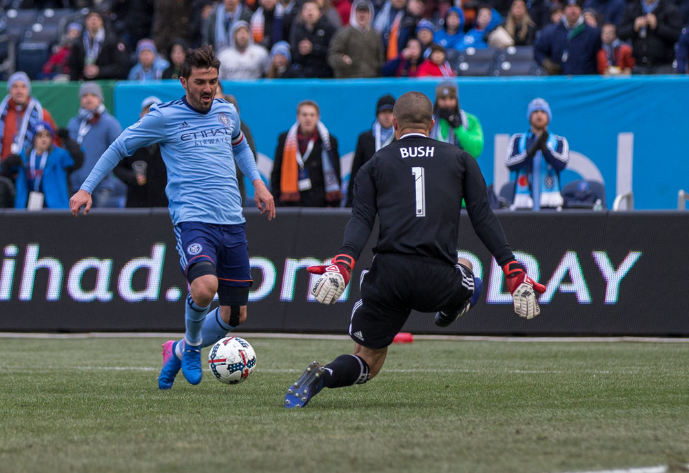 NYCFC vs. Montreal - March 18, 2017