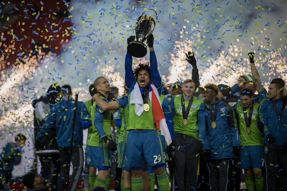 Toronto F.C. vs. Seattle Sounders - MLS Cup Final 2016 - December 10, 2016