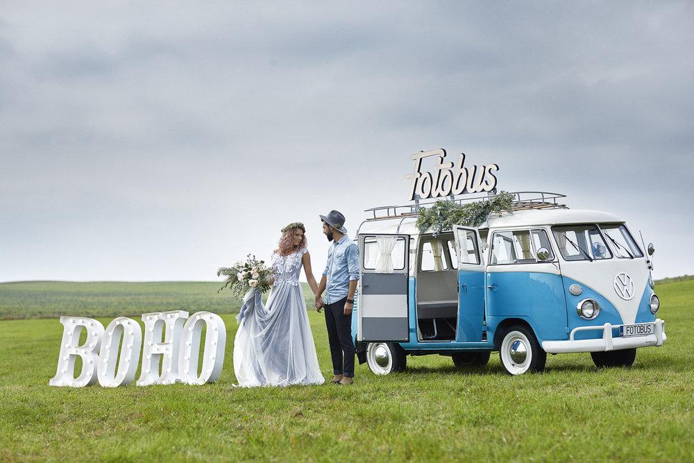 Tento parádní FOTOBUS si můžete objednat i na jiný druh akce než je svatba, přímo TADY.