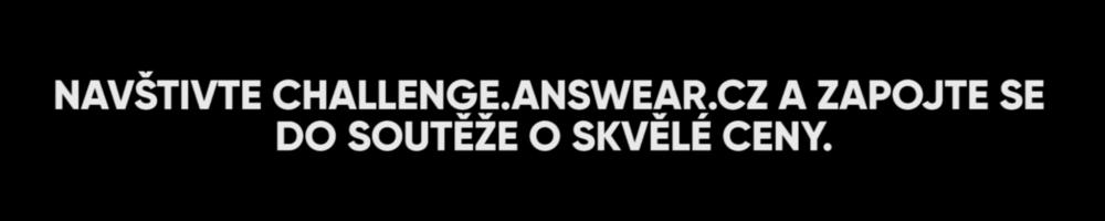 --->  CHALLENGE.ANSWEAR.CZ