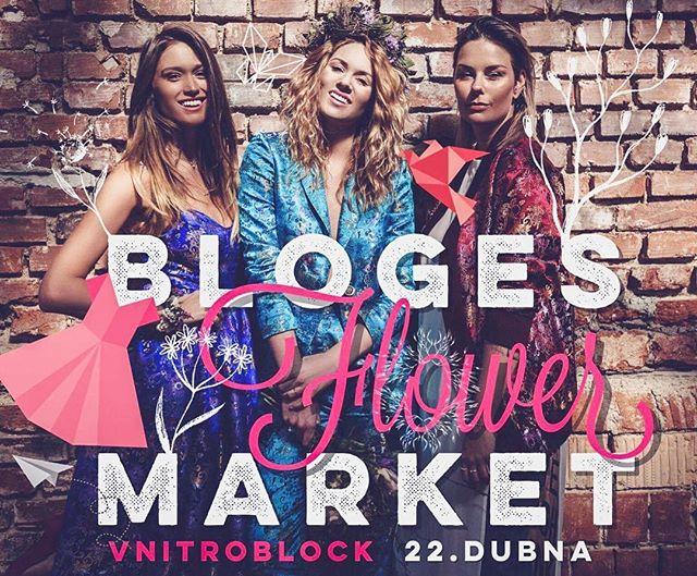 🌸 BLOGES FLOWER MARKET 🌸 Kde : @vnitroblock  Kdy : Neděle 22. 04. 2018 Od : 14:00 Těšíme se na vás!  #blogesrobes  #blogesmarket #vnitroblock photo @anna_koniaeva_photo / @atelier_flannel