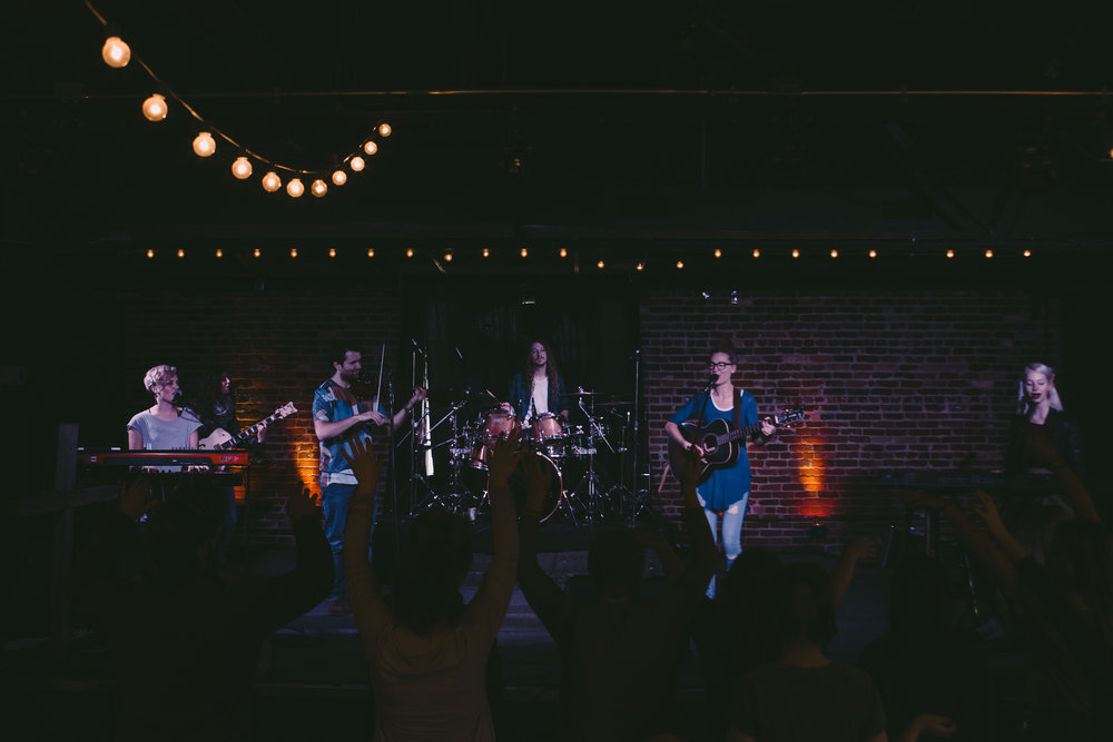 - THUNDER CAMP IS A ONE WEEK, EXPLOSIVE, FUN FILLED, CREATIVE ARTS AND COMPASSION CAMP IN THE HEART OF NASHVILLE TN! CAMPERS COME FROM ALL OVER THE WORLD TO EXPERIENCE GOD, LIVE IN COMMUNITY, DISCOVER THEIR CREATIVITY, AND IMPACT NASHVILLE.