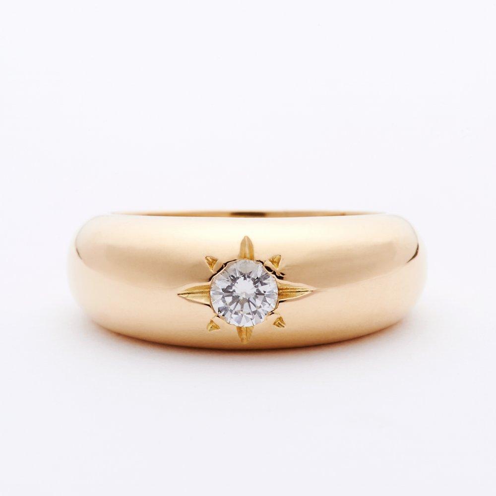 BIANCA.A //    GOLD 18K DIAMONDS