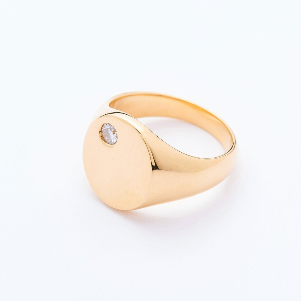 Diamond Gold18K