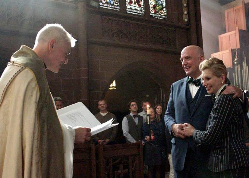 A Celebration of the Renewal of Marriage Vows