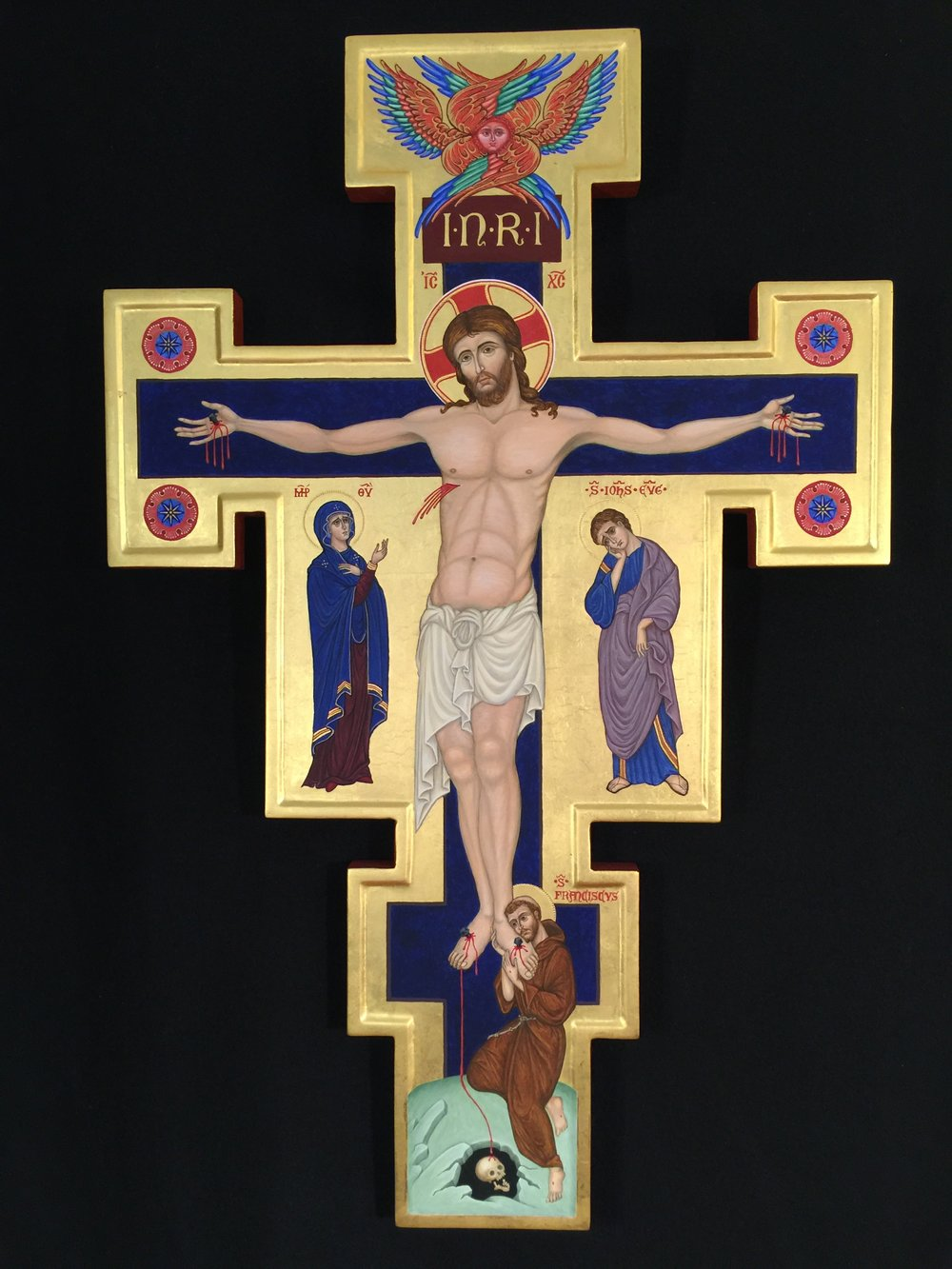 Franciscan Crucifix.JPG