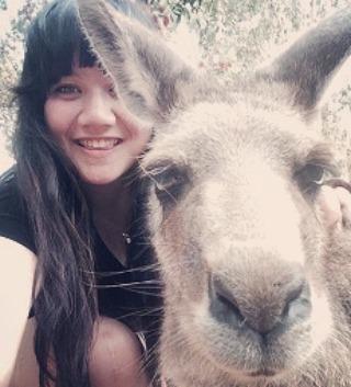 Make some new friends by doing a volunteer placement in Australia!  #lattitudeglobalvolunteering #australia #kangaroo #gapyear #volunteer #goabroad #travel #travelgram #instatravel #friends