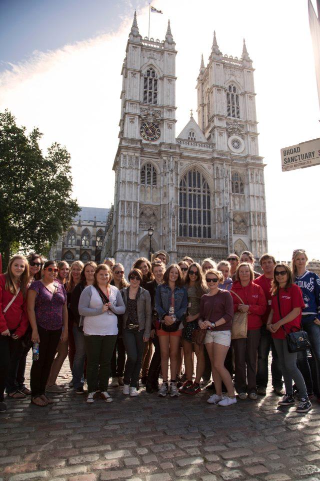 Canada Volunteers in UK Sept 2012.jpg