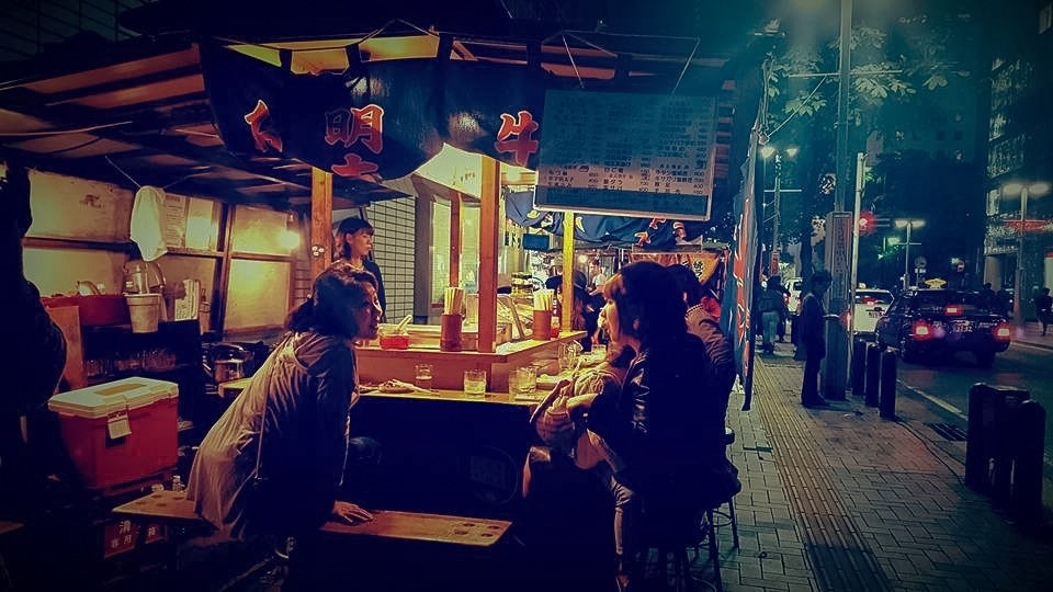 Dinner in Japan.jpg