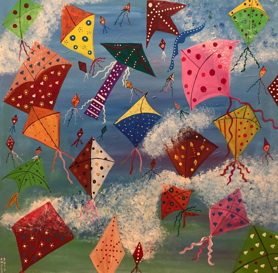 Kites in the Sky, The Optimism Series
