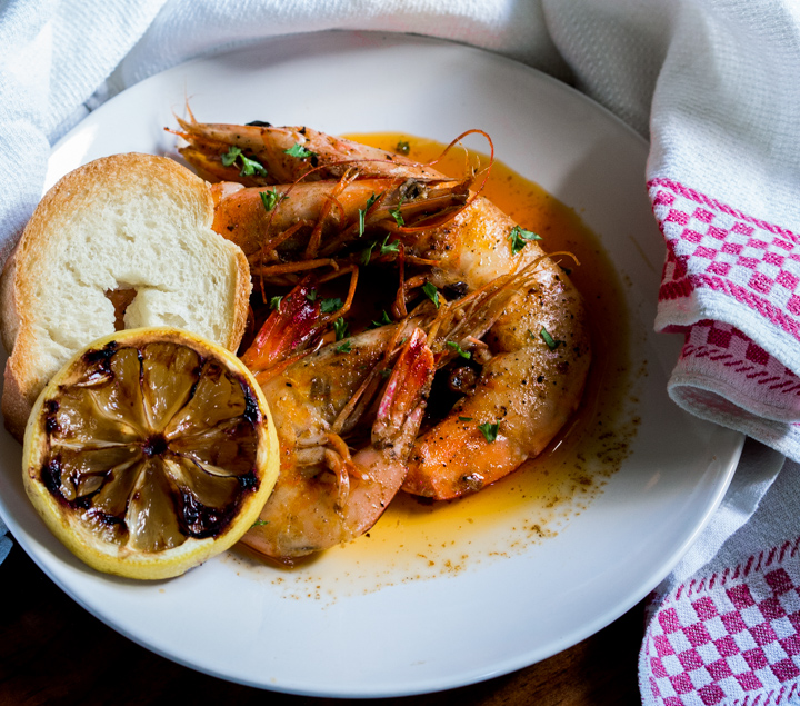 Full discolosure: image is sourced from http://franglosaxon.com/barbecue-shrimp but the recipe is mine