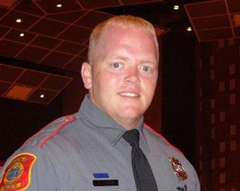 Georgetown Patrolman Chad Spicer - Fallen Patrolman...                 WE NEVER FORGET