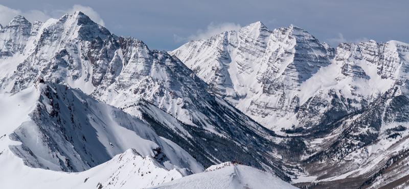 Summit #1, Aspen
