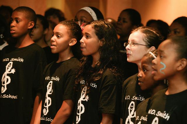 W.O. Smith Music School • Nashville, TN
