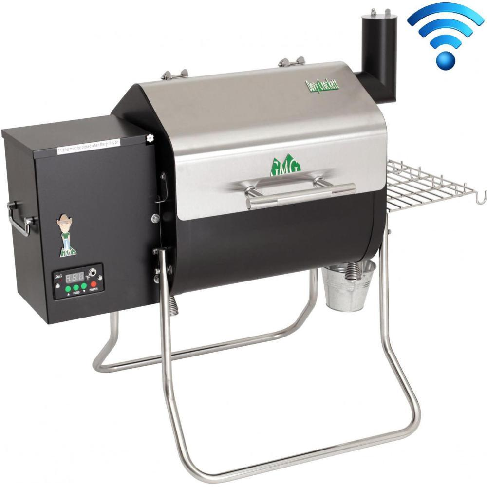 GRILL GIVEAWAY - JOIN THE WATER SHED + CLUB AND YOU WILL BE ENTERED TO WIN A DAVY CROCKET WIFI, PORTABLE SMOKER. NO PURCHASE IS NECESSARY TO ENTER AND WINNER WILL BE NOTIFIED MAY 25!