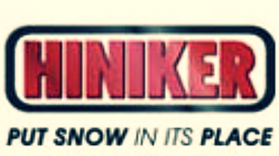 Hiniker Snow Plows & Sanders
