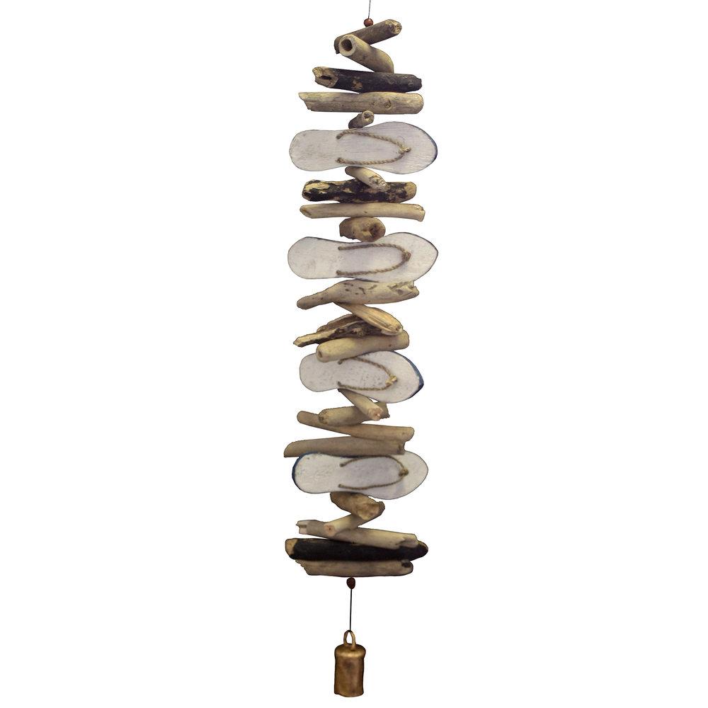 588 - Quad Sandal Cohasset Bell