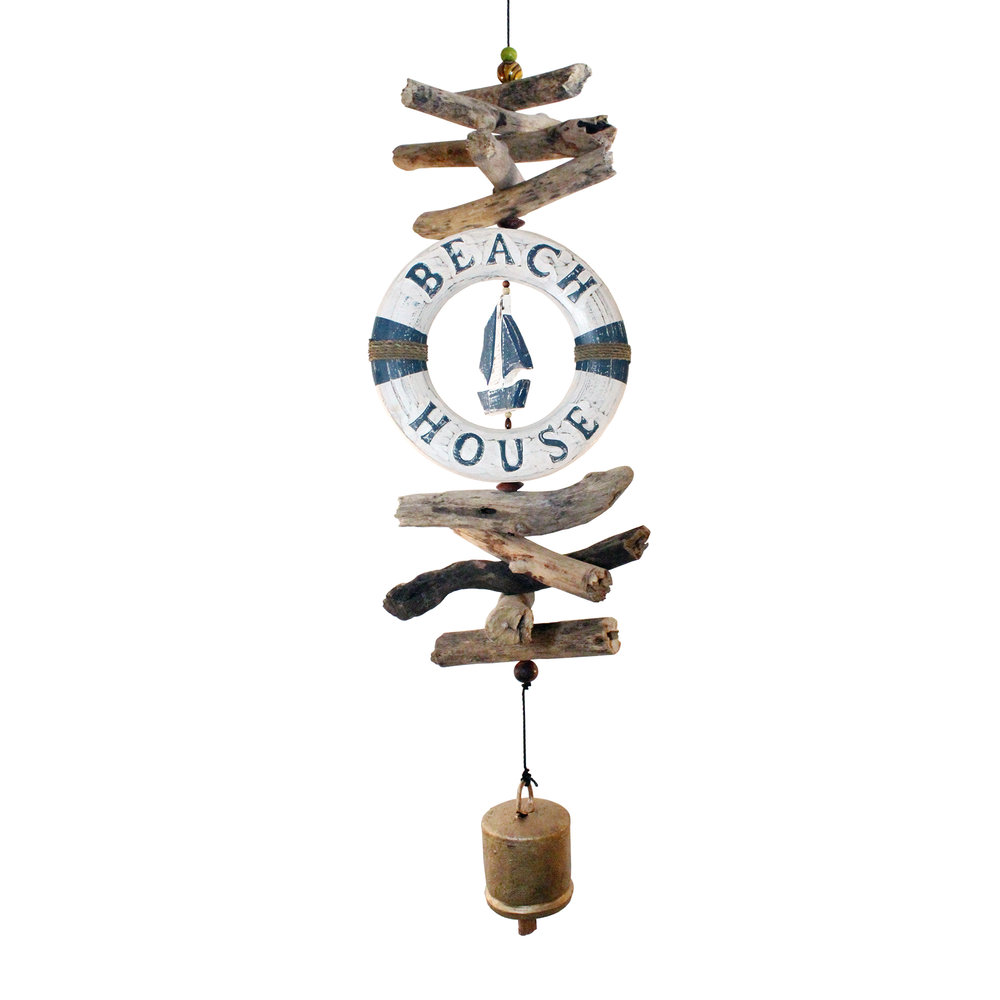 542LRB - Life Raft Boat Bell Chime