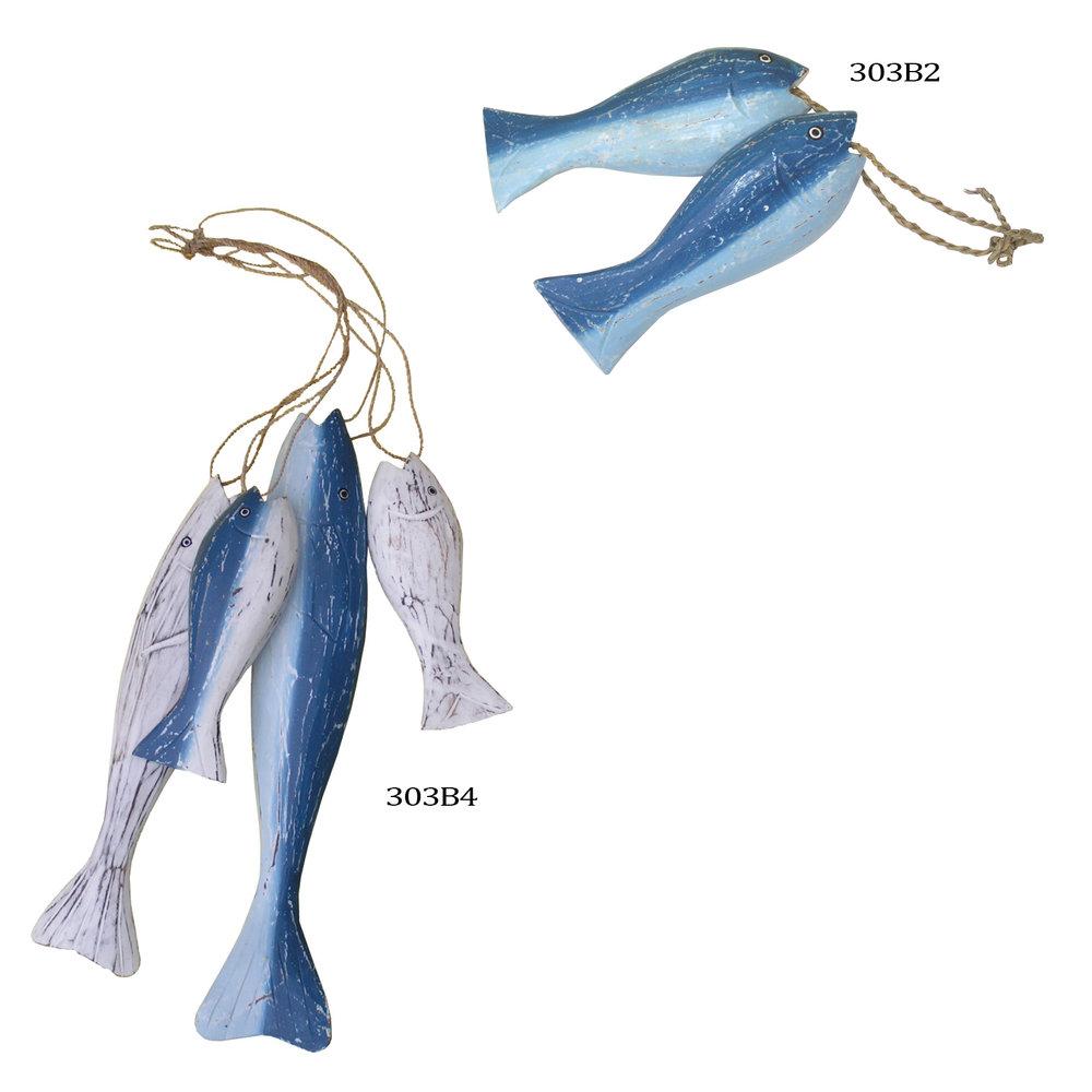 Blue Fish Sets