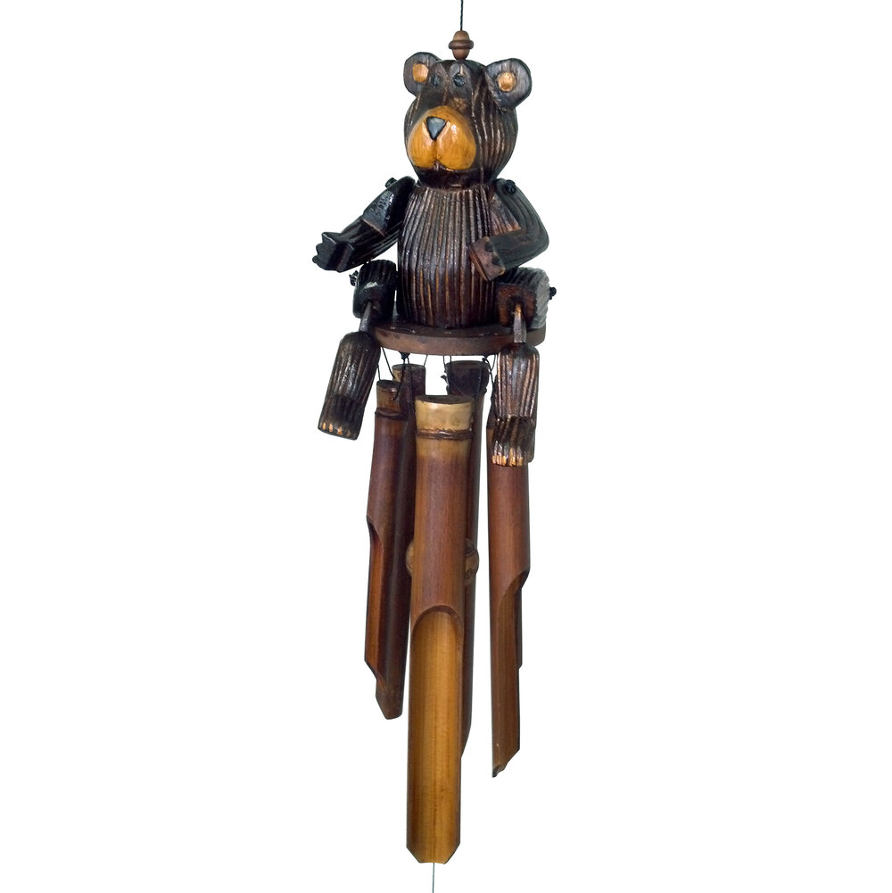 150P - Barry Puppet Bamboo Wind Chime