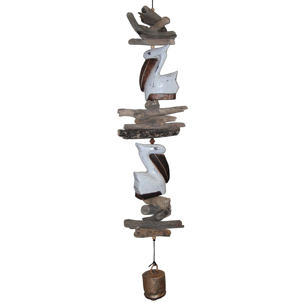 561A - Pelican Twin Bell Chime