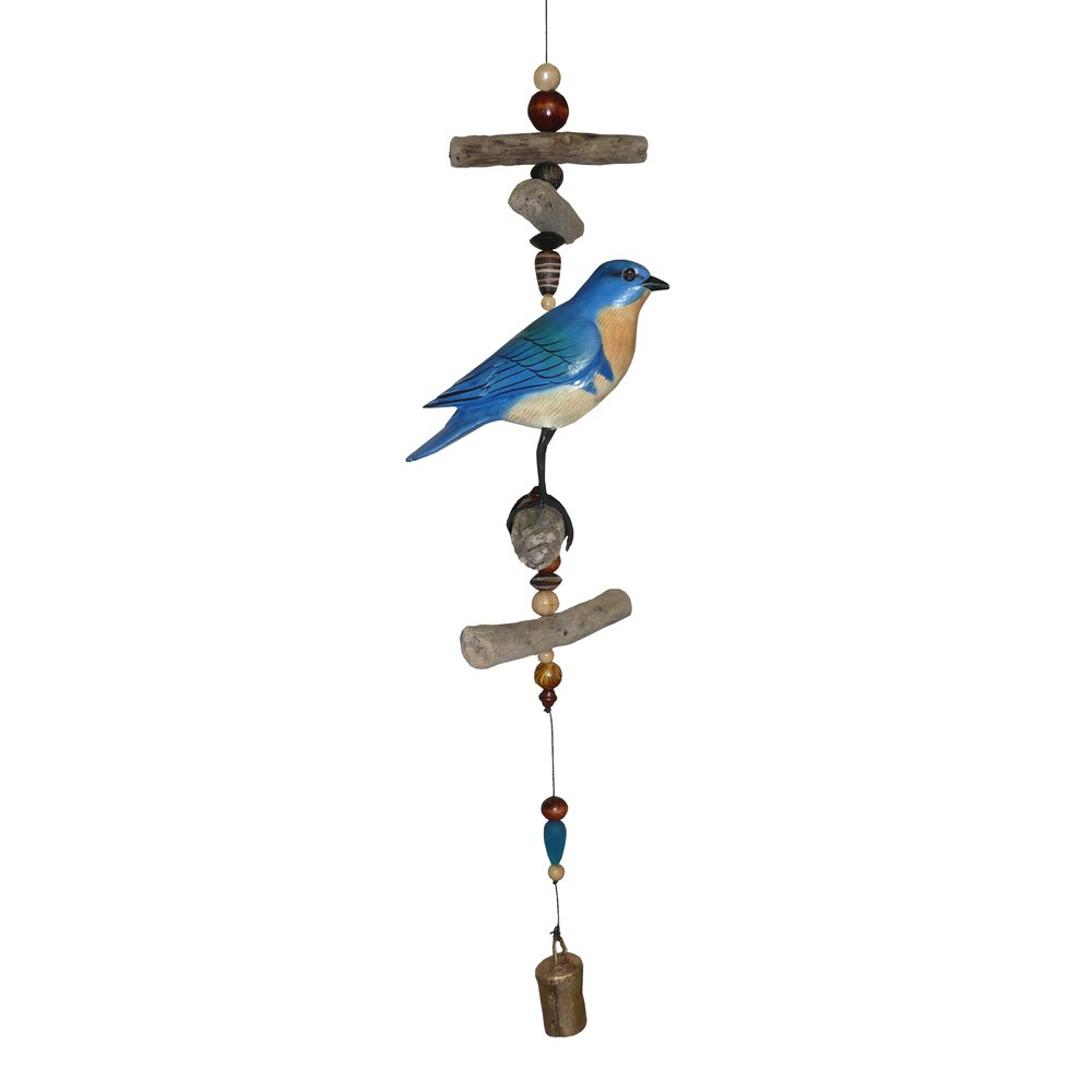 581 - Blue Bird Cohasset Bell