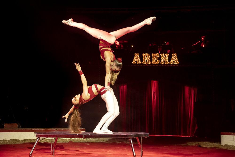 Fotocopyright Christian Warrer / Cirkus Arena