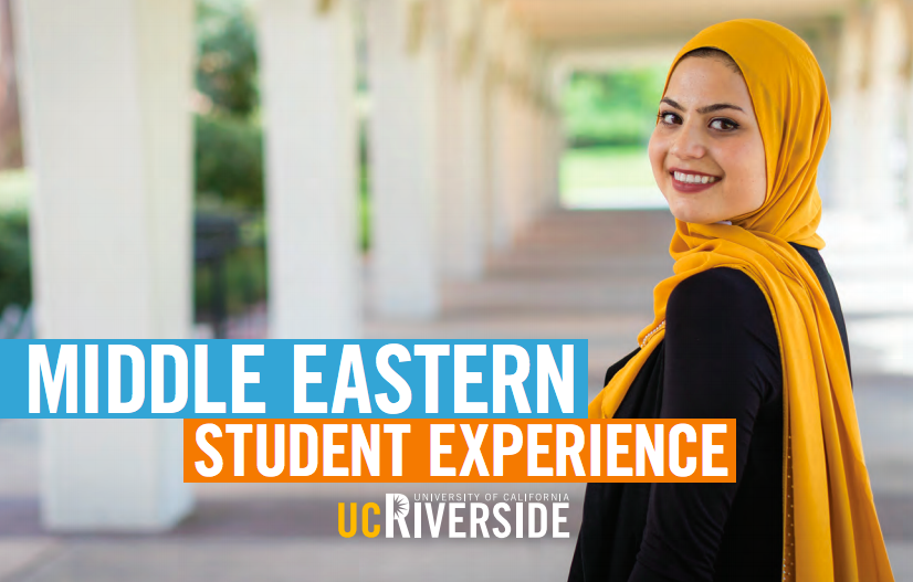 UCR Admissions Brochure
