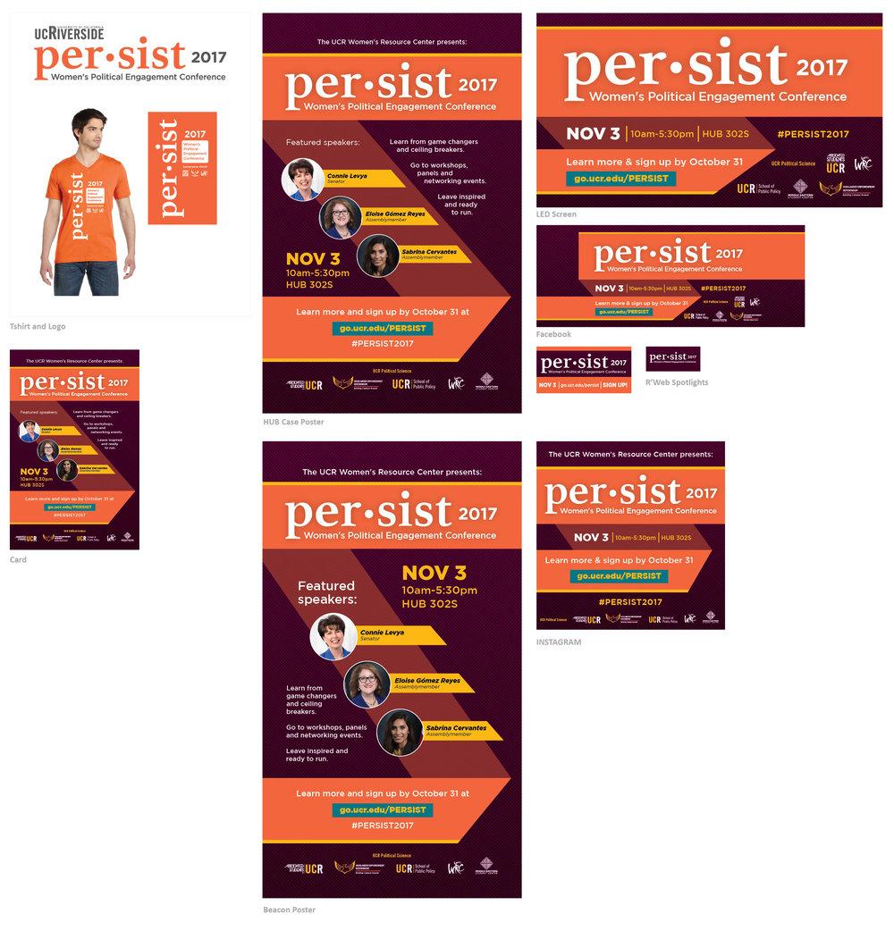 PERSIST 2017 Campaign