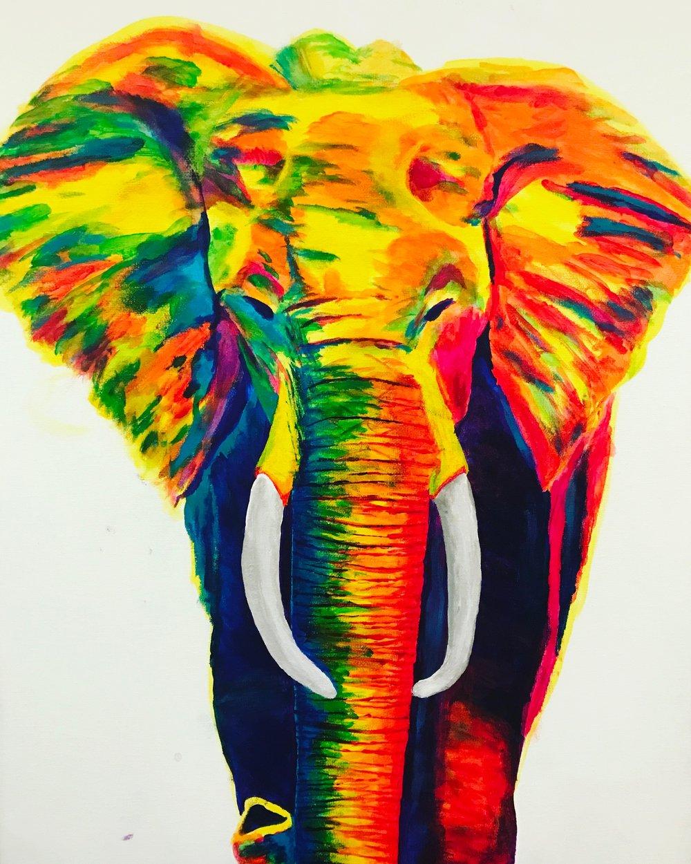 Spirit Elephant 2